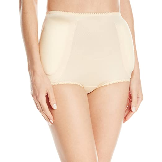 71eec2f5820 Rago Women s Hip and Rear Padded Panty at Amazon Women s Clothing store