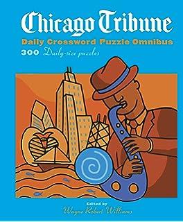 photograph relating to Printable Chicago Tribune Crossword called Chicago Tribune Sunday Crossword Omnibus (The Chicago