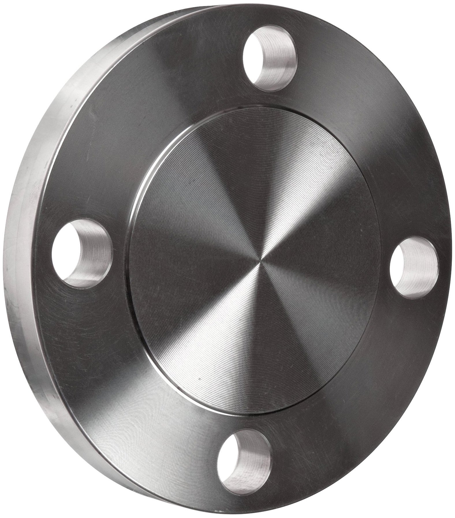 Stainless Steel 316/316L Pipe Fitting, Flange, Blind, Class 150, 5'' Pipe Size