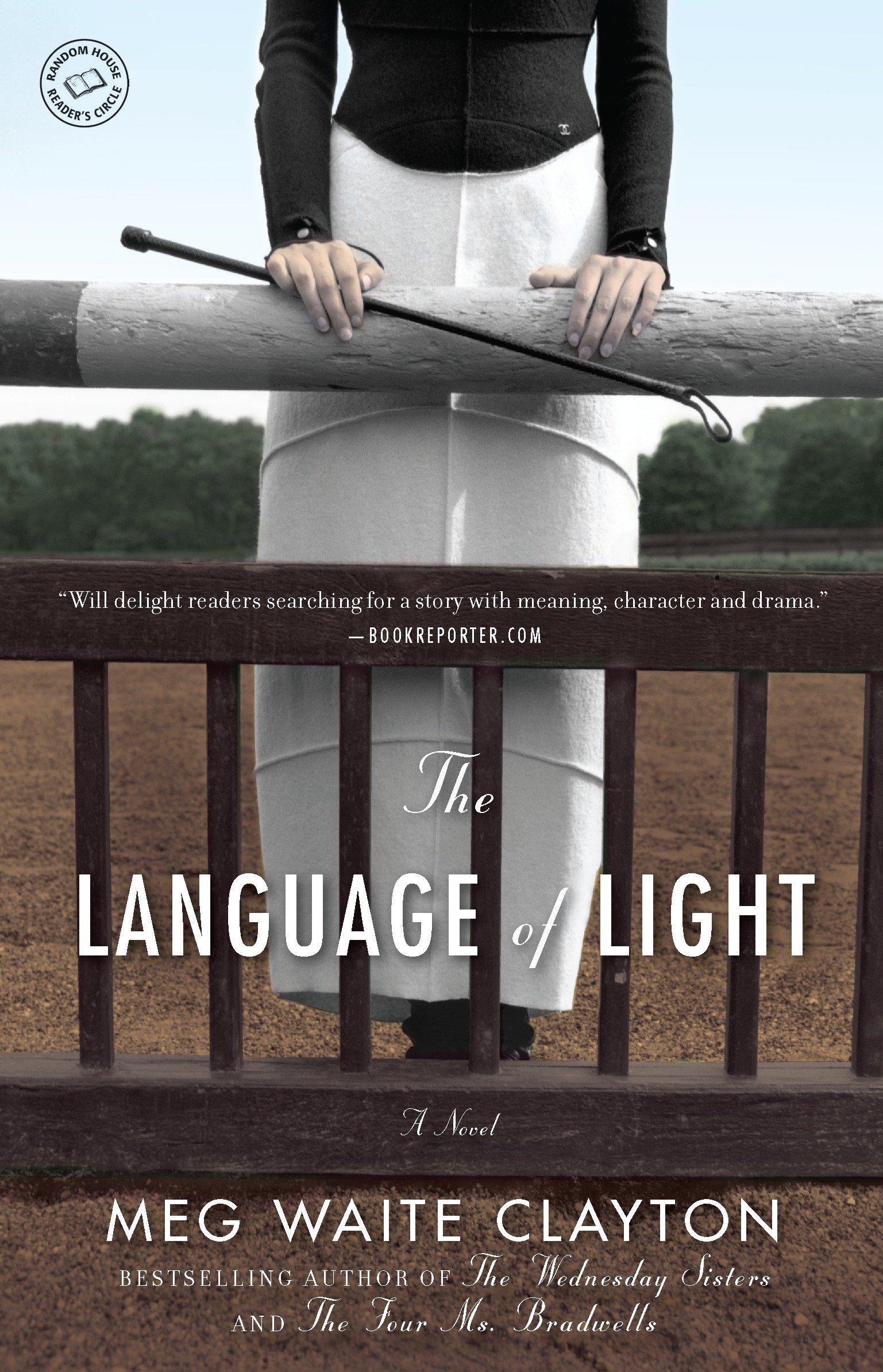 The Language of Light: A Novel