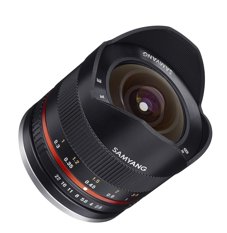 Samyang CSC Mirrorless Objetivo fotográfico para Fuji X mm F II UMC