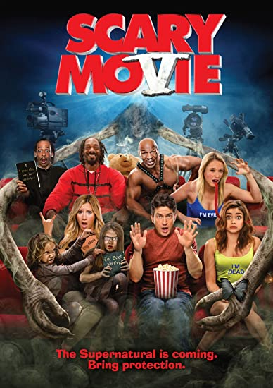 Amazon Com Scary Movie 5 Simon Rex Ashley Tisdale Charlie Sheen Lindsay Lohan Katt Williams Sarah Hyland Terry Crews Jerry O Connell Kate Walsh Katrina Bowden Tyler Posey Heather Locklear Malcolm D Lee Aaron