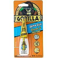 Gorilla Super Glue Brush & Nozzle (10g)