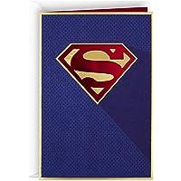 Hallmark Superman Friendship Card or Birthday Card (Don't Need a Cape)