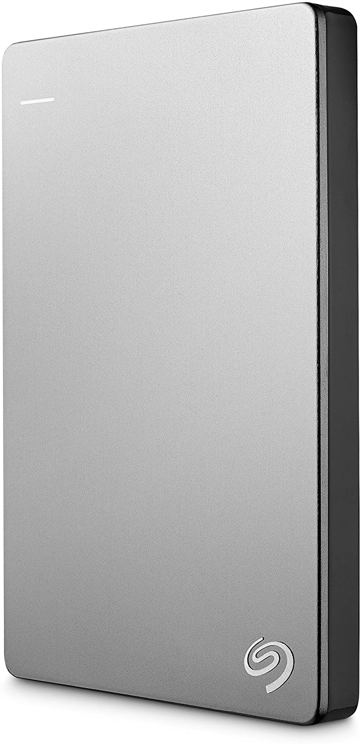 Seagate backup plus slim how to use