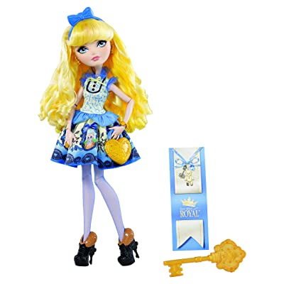 Ever After High Blondie Lockes Doll: Toys & Games