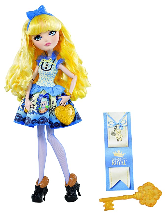 66 opinioni per Ever After High BBD54- Reale Blondie Lockes