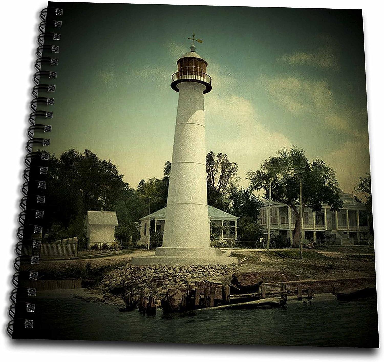 Amazon Com 3drose Db 26382 1 Vintage 1901 Biloxi Lighthouse