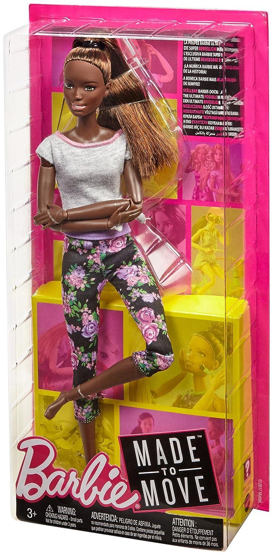 Multi-Colour Adjustable Barbie Realistic Fashion Doll Ultra Flexible ... a2a40dea9ba