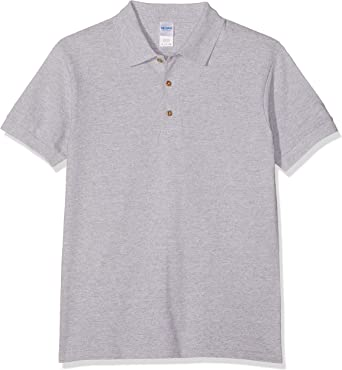 Gildan Ultra Cotton Adult Pique Polo Shirt Camisa Hombre: Amazon ...