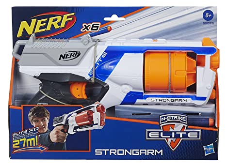 nerf strongarm  : Nerf N-Strike Elite XD Strongarm: Toys & Games