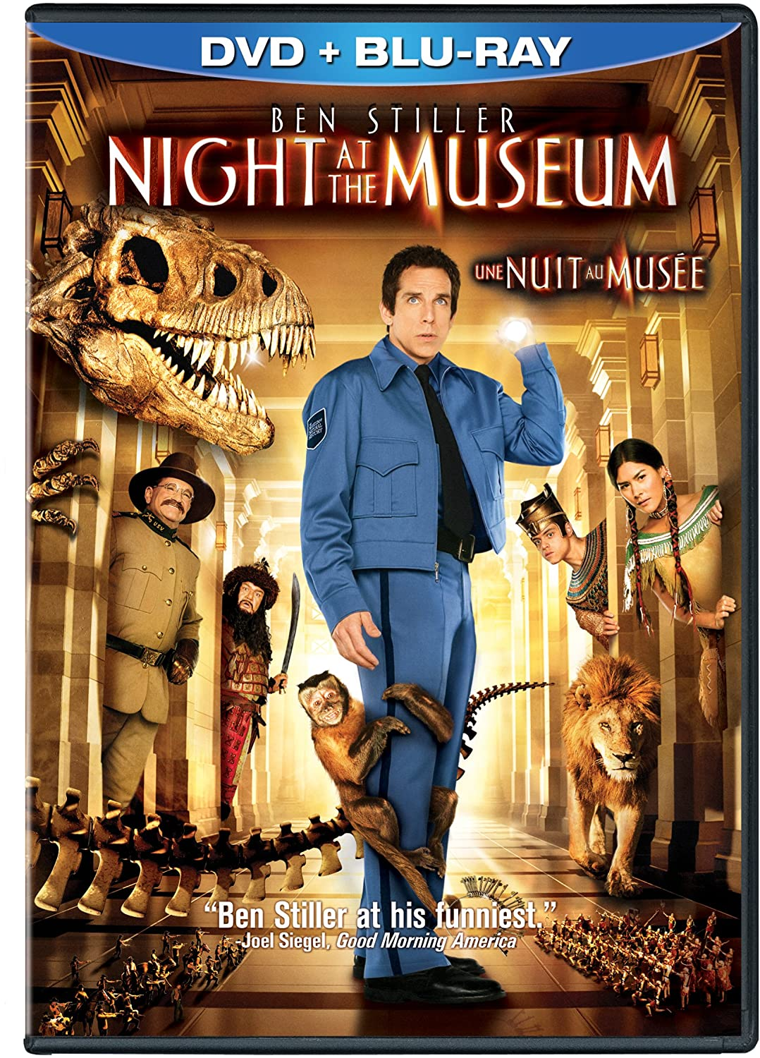 Night at the Museum (DVD / Blu-ray)