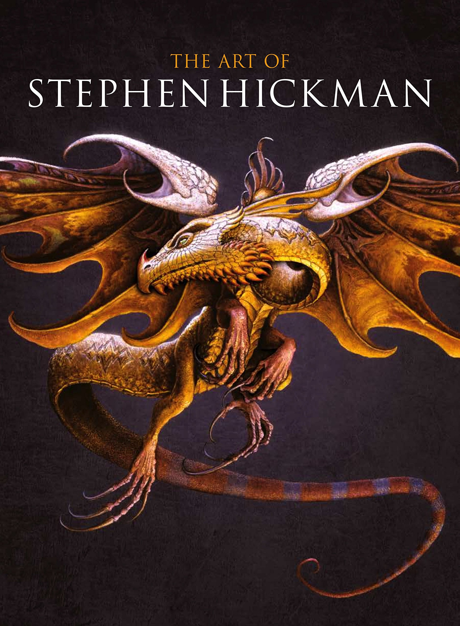 Download The Art of Stephen Hickman pdf