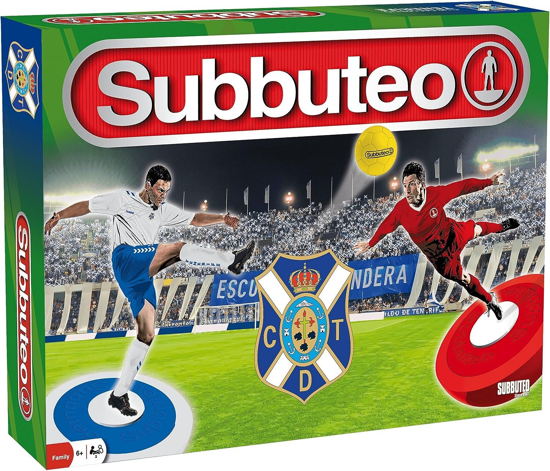 Eleven Force Subbuteo Playset CD Tenerife (63768), Multicolor ...