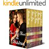 Open My Heart This Christmas: Five contemporary Christmas romances