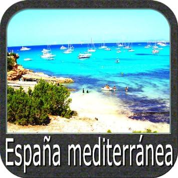Amazon.com: España med cartas náuticas gps: Appstore for Android