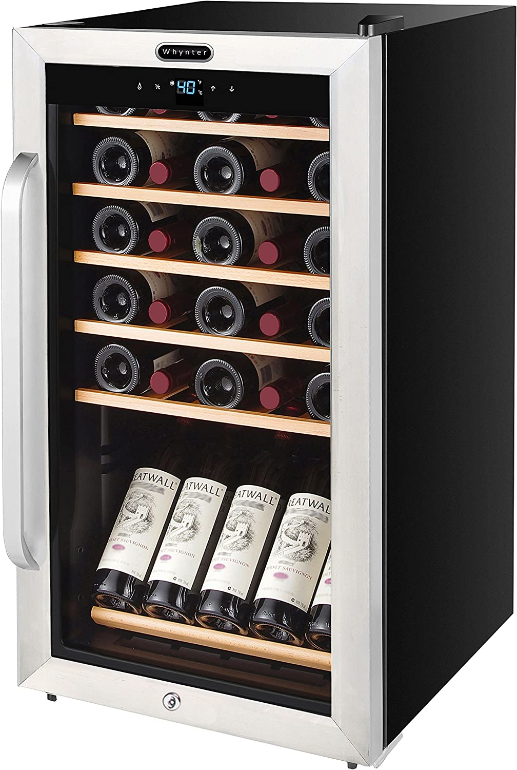 91S%2BY2wHc7L. AC SL1500 The Best Beer Fridge for 16 Oz Can 2021 (Review)