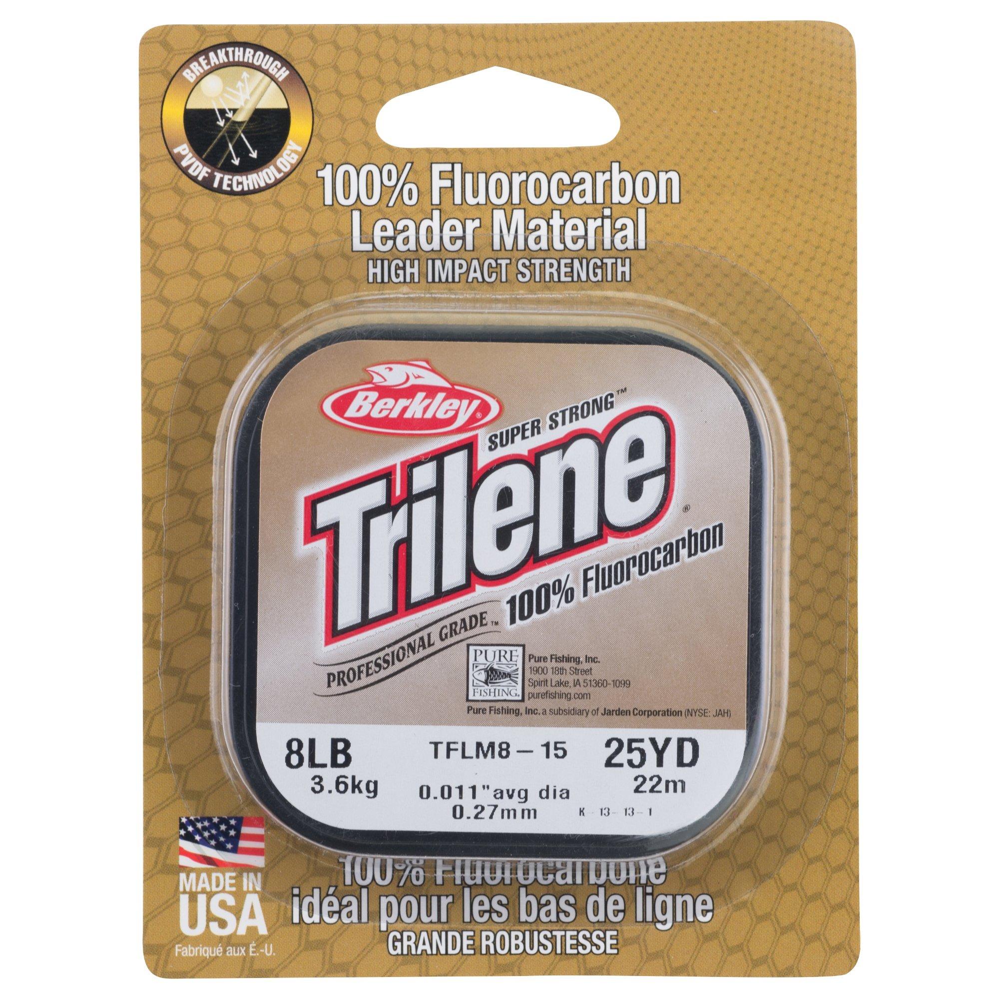 Berkley Trilene 100% Fluoro Leader Mat