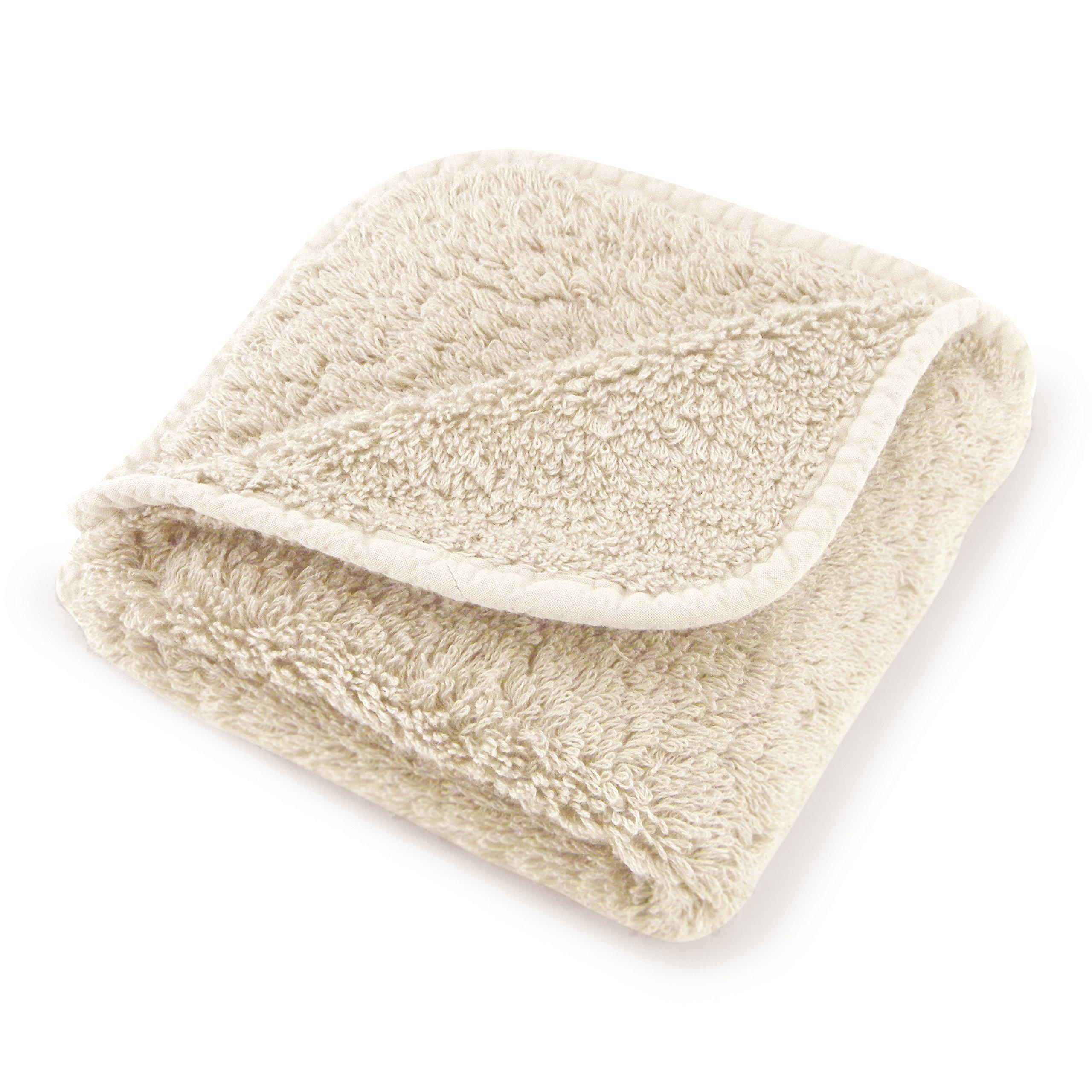 Abyss Super Pile Bath Sheet (40'' x 72'') - Ecru (101)