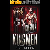 Kinsmen: The Complete Series (Kinsmen MC)
