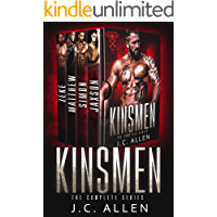 Kinsmen: The Complete Series (Kinsmen MC)