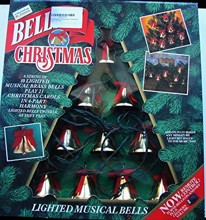 Image Unavailable - Amazon.com: Mr Chrstmas Bells Of Christmas Play 21 Christmas Carol