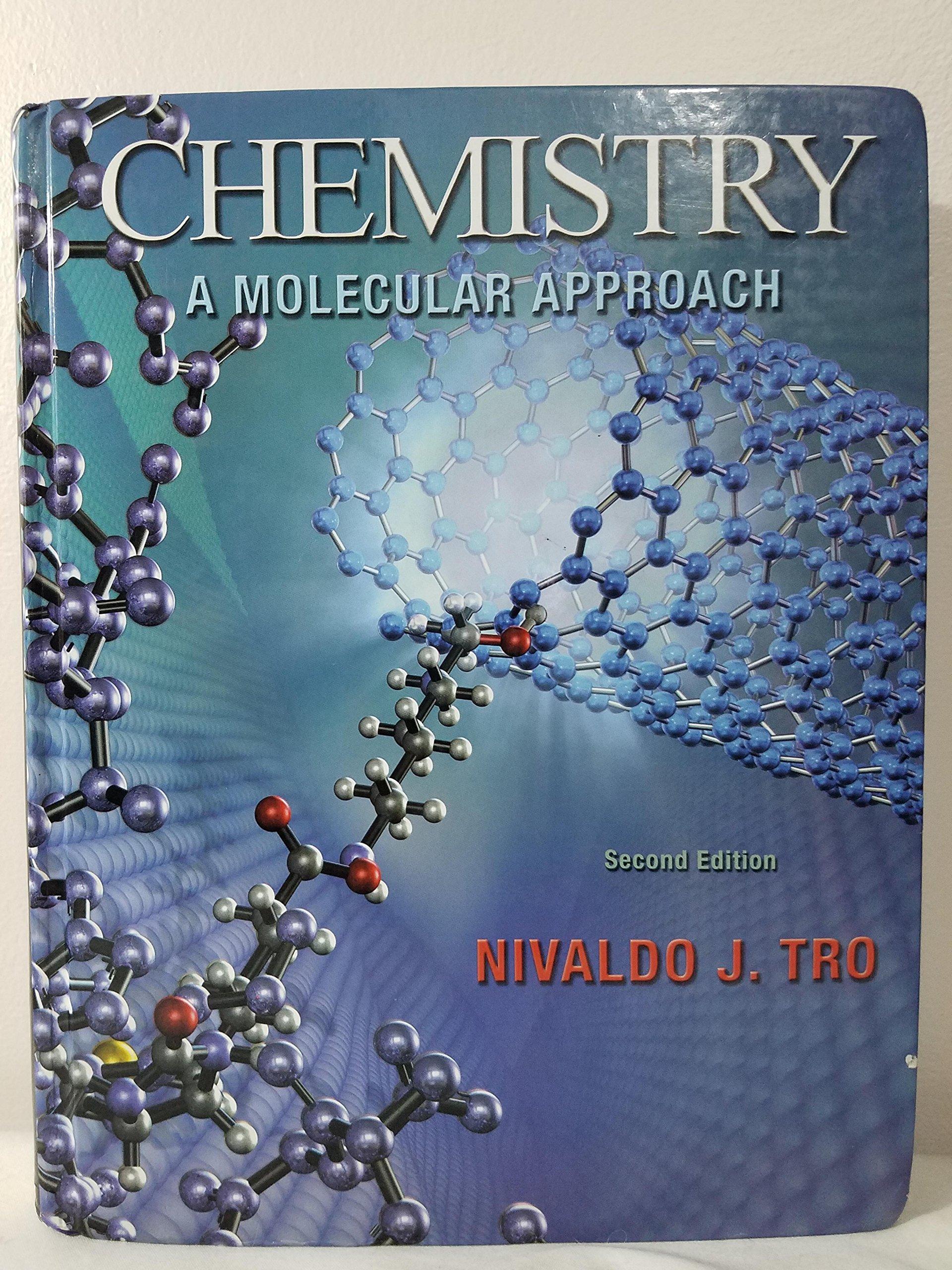 Principles of Chemistry: A Molecular Approach (2nd Edition) [Hardcover] [ 2012] 2 Ed. Nivaldo J. Tro: Tro: Amazon.com: Books