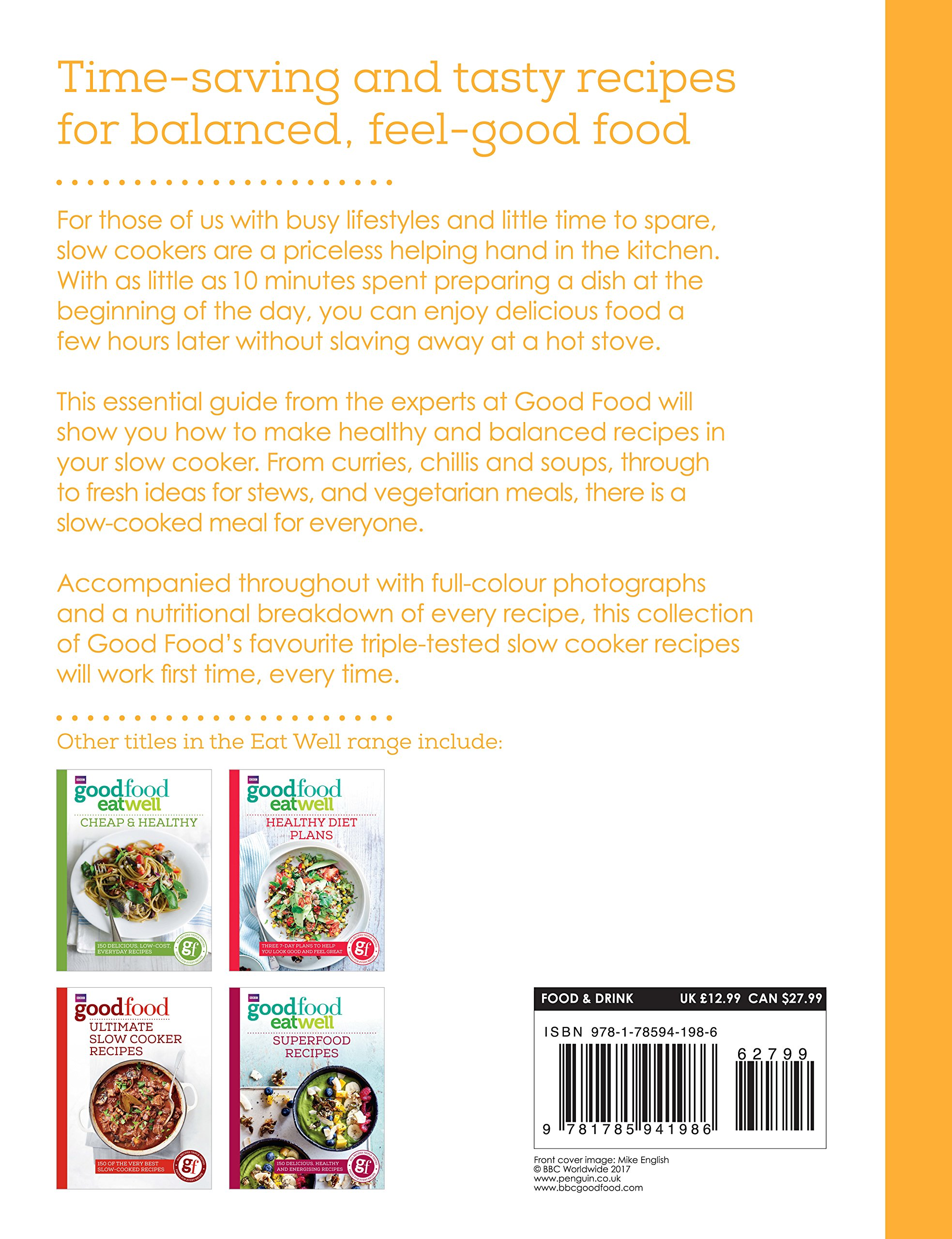 Good food eat well healthy slow cooker recipes amazon good good food eat well healthy slow cooker recipes amazon good food guides 9781785941986 books forumfinder Choice Image
