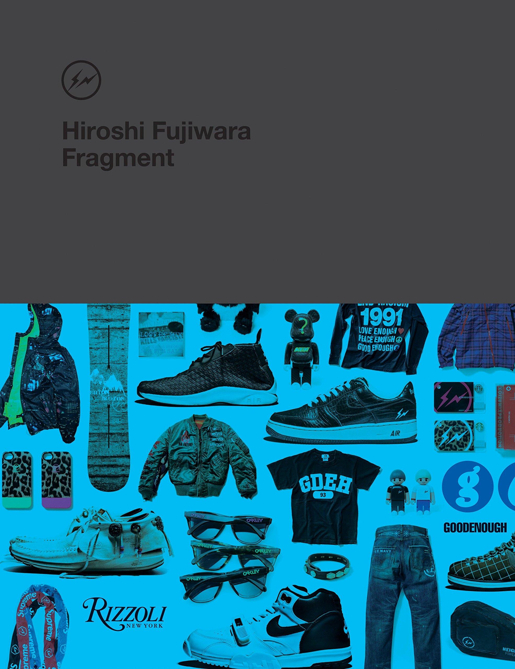 Hiroshi Fujiwara: Fragment by Rizzoli