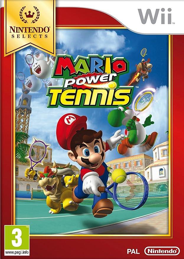 Mario Power Tennis - Nintendo Selects [Importación francesa]: Amazon.es: Videojuegos