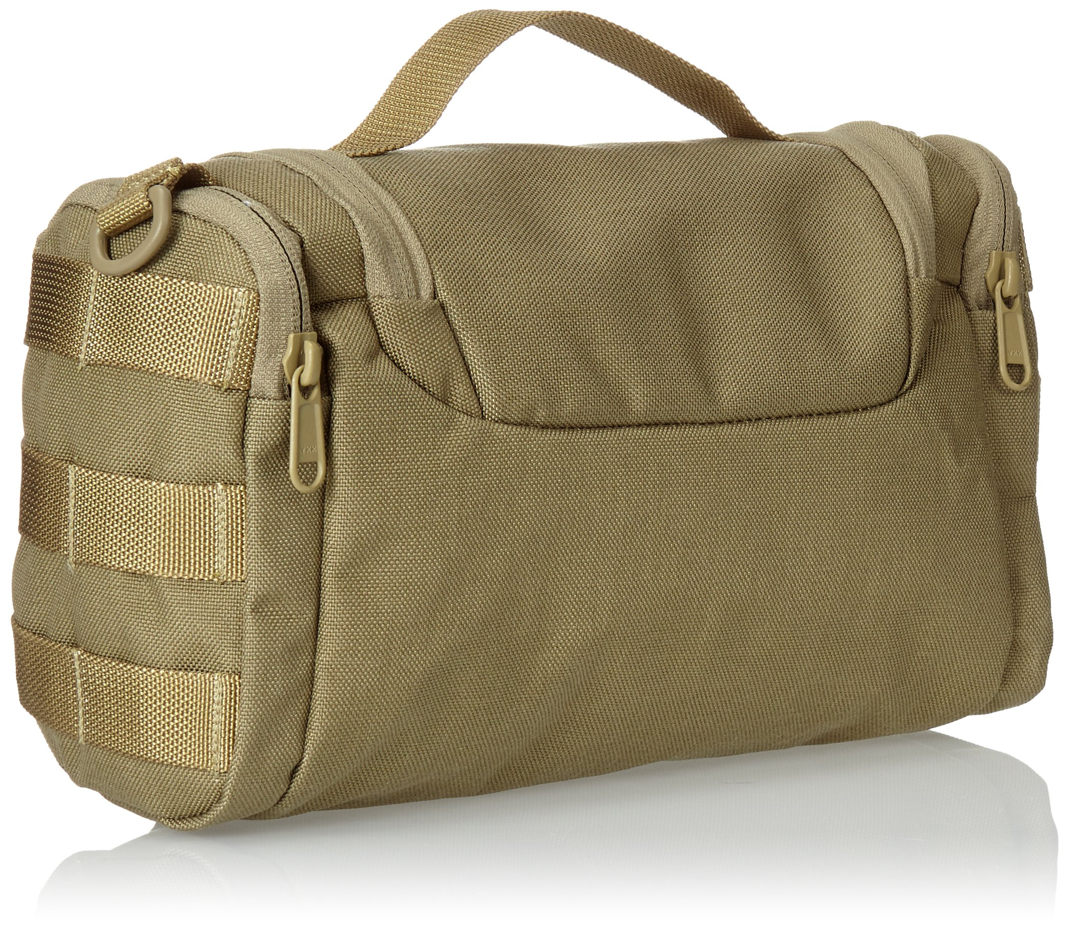 Maxpedition Gear Aftermath Compact Toiletries Bag, Khaki by Maxpedition (Image #2)