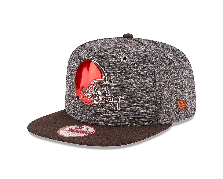newest ce86c 7735d ... spotlight snapback 950 adjustable hat ddfcb 5295e  canada amazon new  era nfl cleveland browns 2016 draft 9fifty snapback cap one size heather  gray