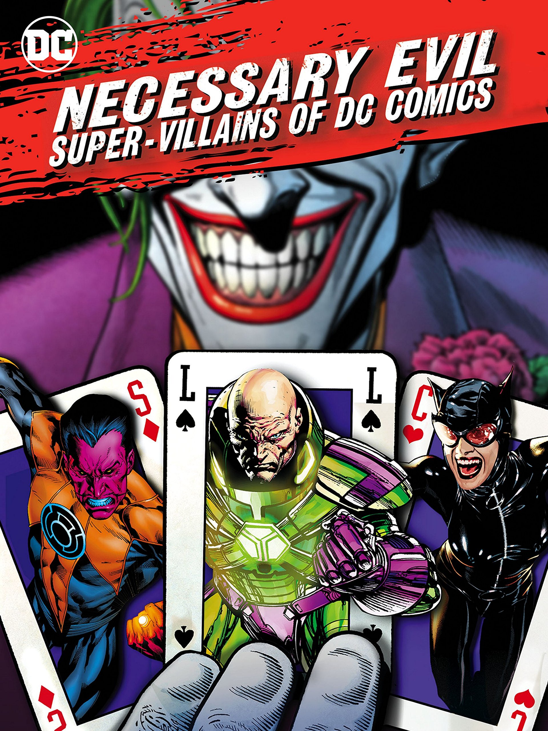 Amazon com: Watch Necessary Evil: The Super-Villains of DC