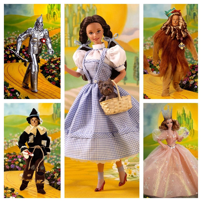 Wizard of Oz Barbie Dolls