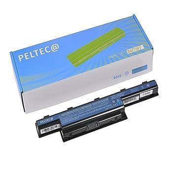 PELTEC@ - Batería de repuesto para portátil Acer Aspire 4551G, 4741, 4771G,