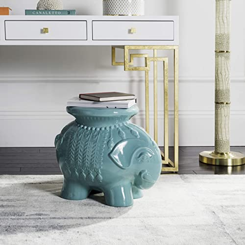 Safavieh Elephant Ceramic Decorative Garden Stool