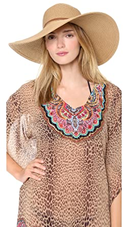 Melissa Odabash Ladies  Jemima Hat   Beige  Amazon.co.uk  Clothing 8fb8ba04d3b