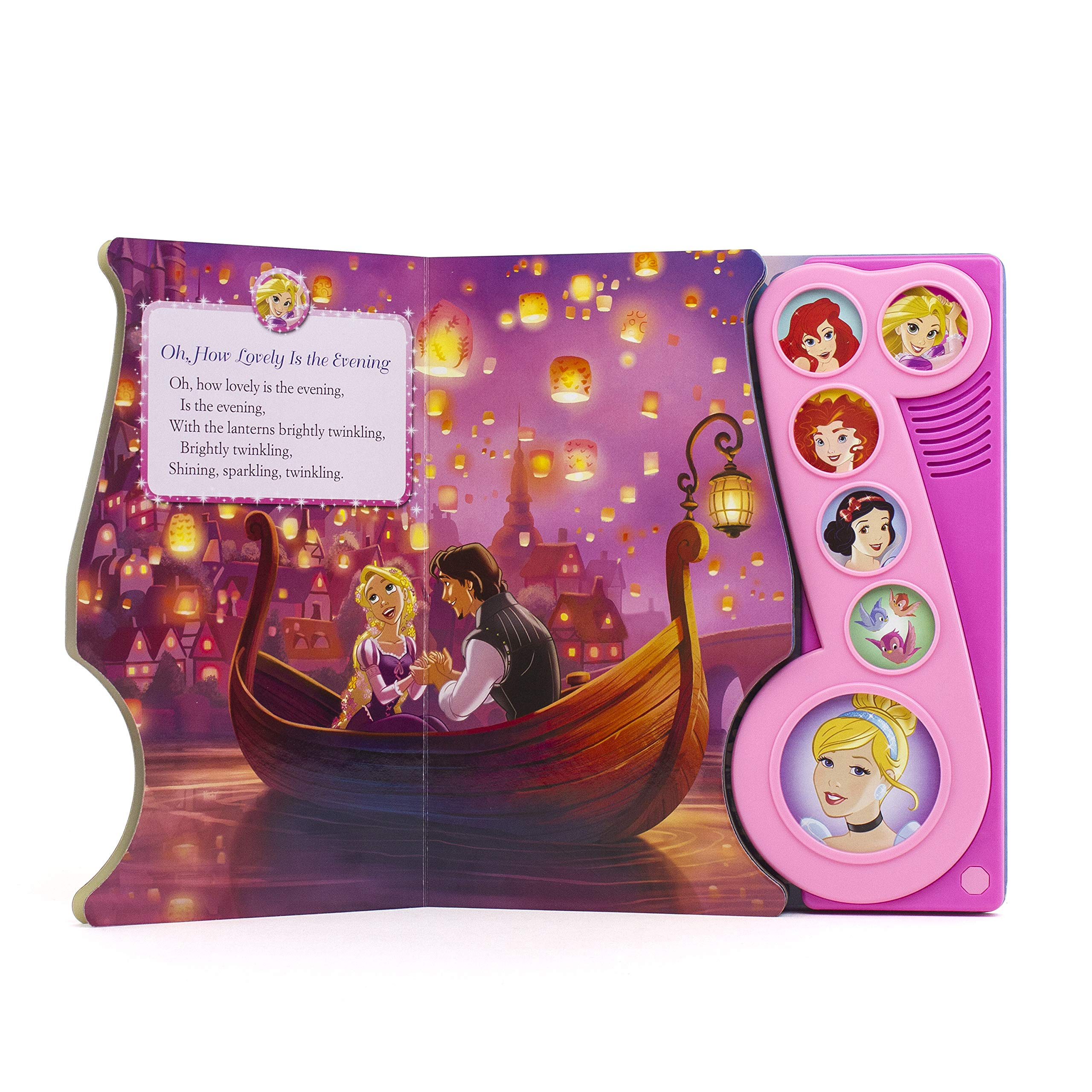 319252a4435c Disney Princess - Once Upon a Time Little Music Note - Play-a-Song - PI  Kids  PiKids