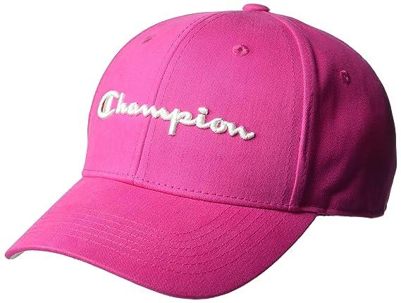 37c6edf2a5b11 ... low price champion life mens classic twill hat classic twill hat  baseball cap pink amazon clothing