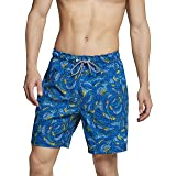 Speedo Men's Swim Trunk Mid Length Redondo Printed