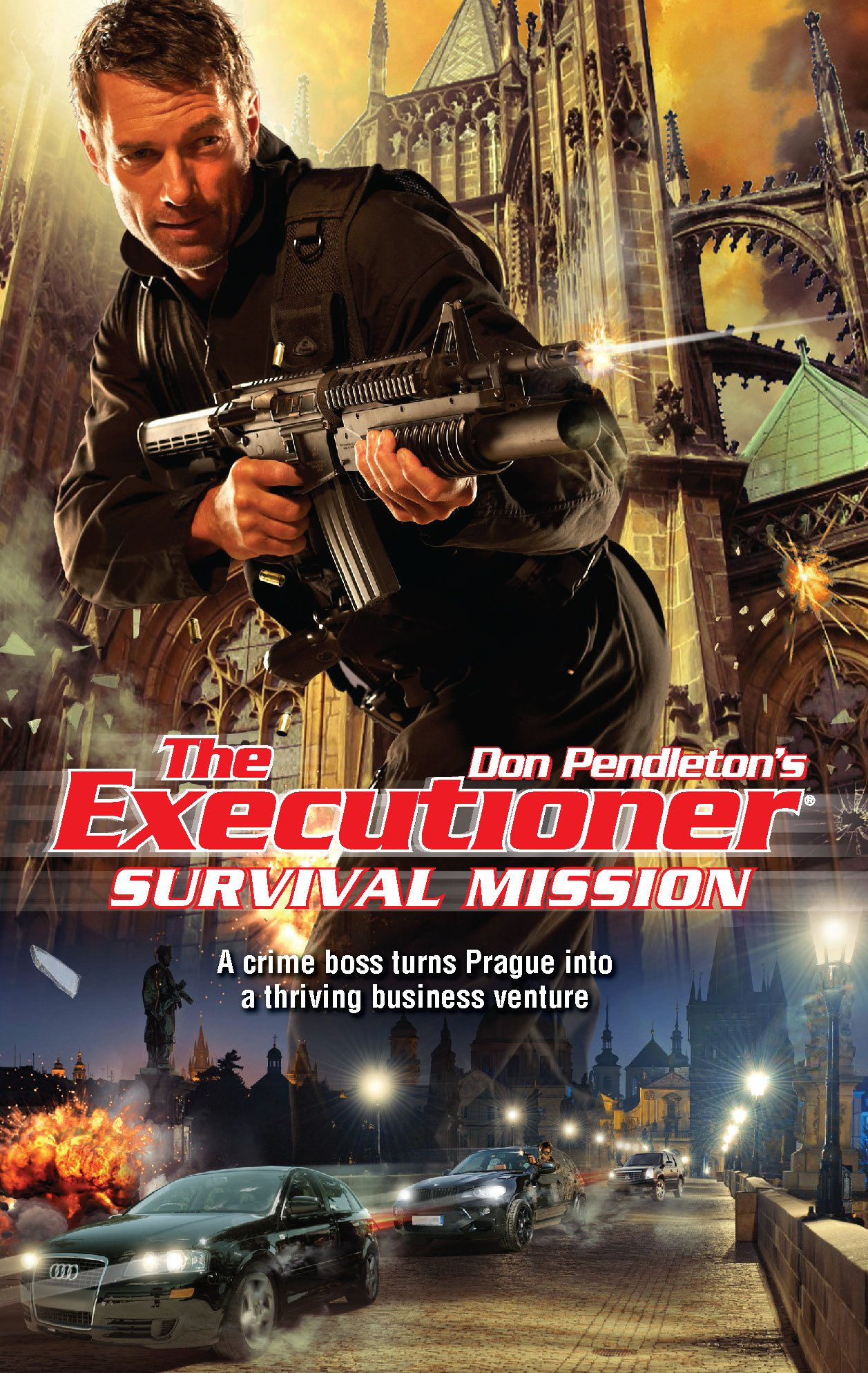 Download Survival Mission (The Executioner) PDF
