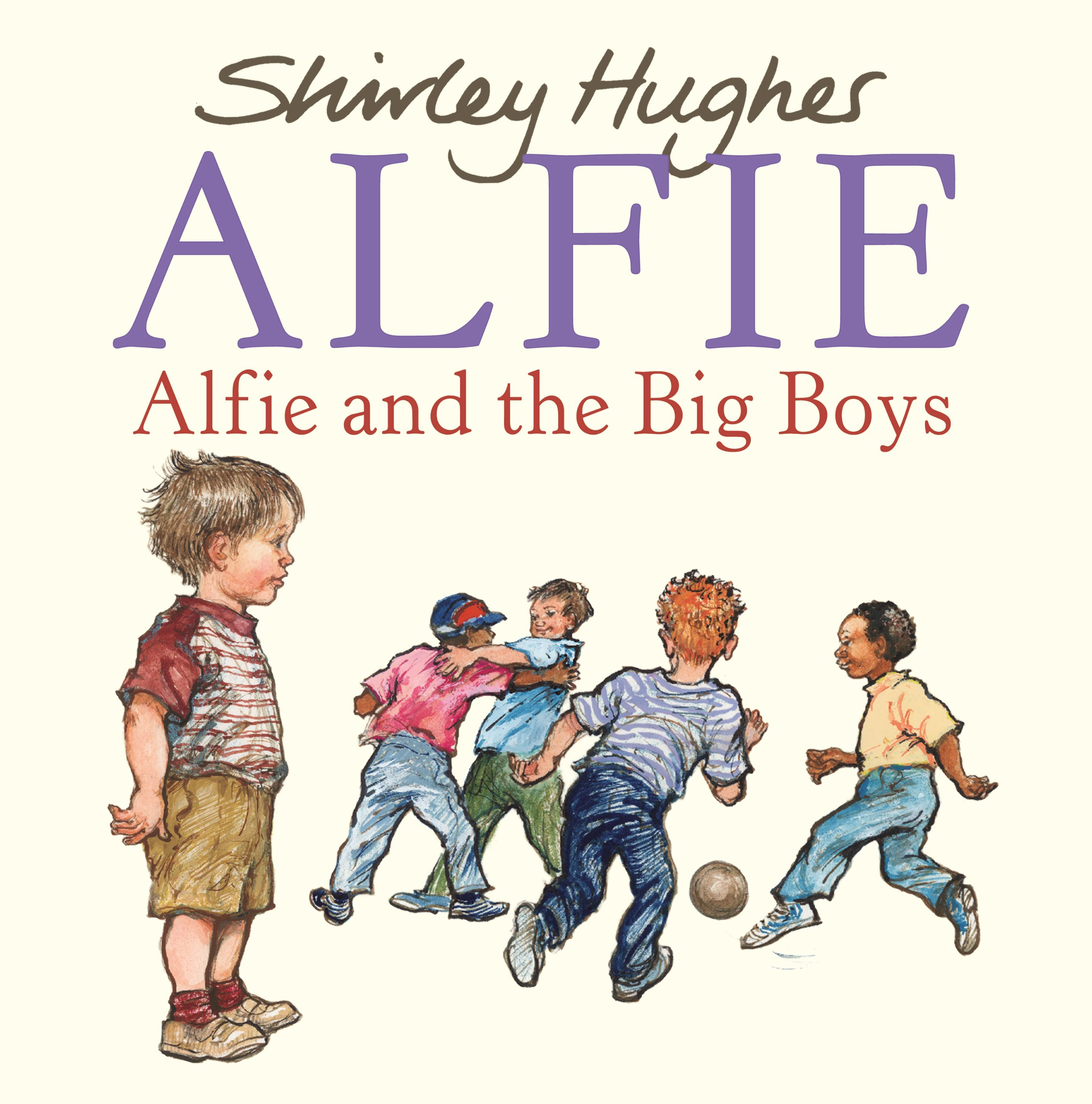 Image result for alfie and the big boys