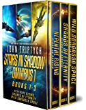 Stars in Shadow Omnibus 1: Books 1-3: Nepenthe Rising, Shards of Eternity, Wild Sargasso Space (Stars in Shadow Box Set)