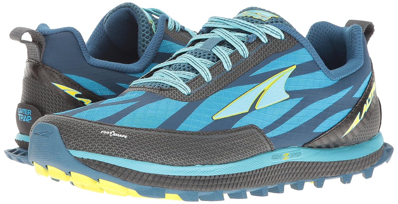 Altra Superior 3.0 W Zapatillas de trail running blue/lime: Amazon.es: Zapatos y complementos
