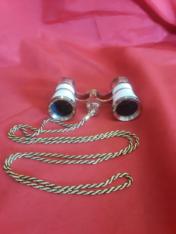 Selsi Opera Glasses White