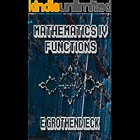 Mathematics: Functions (English Edition)