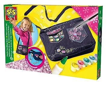SES Creative Denim Handbag Design Set
