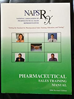 pharmaceutical sales training manual napsrx napsrx amazon com books rh amazon com Cisco Certification Training Training and Development Certification
