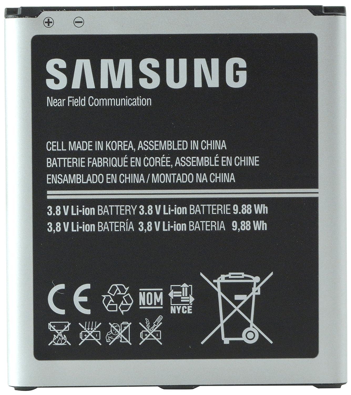 Samsung B600BUBE-FR2600mAh Battery for Samsung Galaxy S4 - Frustration-Free Packaging - Black