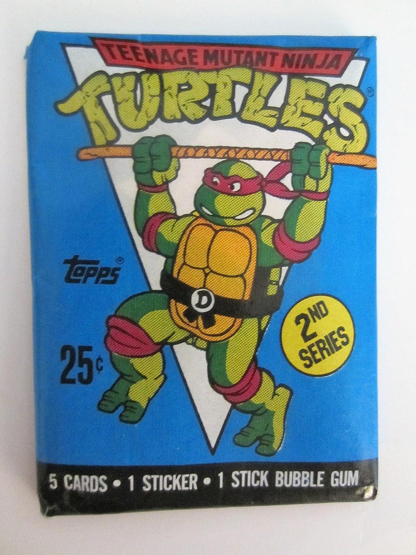 Amazon.com: 1990 Topps Teenage Mutant Ninja Turtles ...